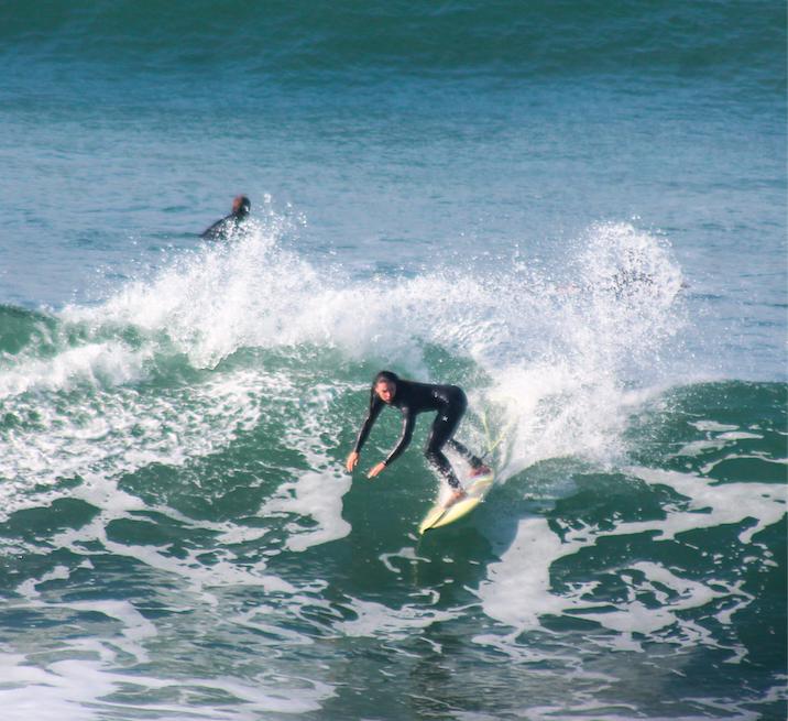 Surfing, Peak Performance, Surfing Mindset Training