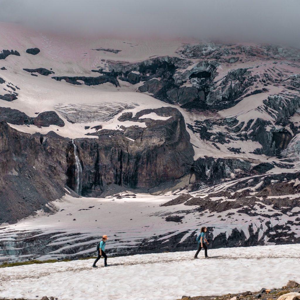 Gabi Robledo, Mount Rainier