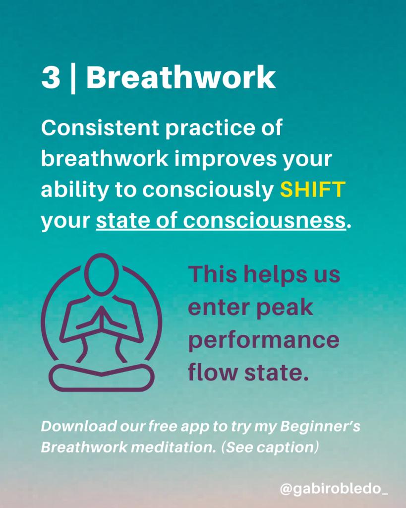 Breathwork Hack for Flow State