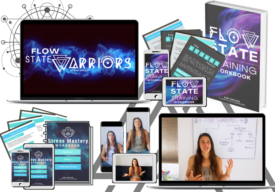 Flow State Warriors, Training for Athletes